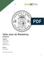 Examen Taller Plan de Marketing.docx