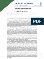 Real Decreto-ley 10/2010, de 16 de junio, de medidas urgentes para la reforma del mercado de trabajo.