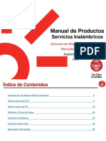 Manual de Productos Servicios Inalámbricos - Sept15 v1.5