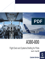 A380-800 Flight Deck Systems Briefing for Pilots