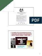 Aktion T4 y Medicos en La AlemaniaNazi