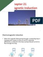AP Physics B Ch 21 Review PPT