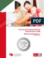 Ficha Programa Curso E Learning Controles de Salud Infantil en APS