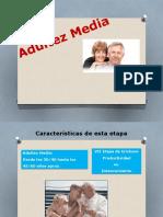 Adultez media- Clase (1)