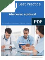 Abscesso Epidural