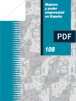 Mujeres Poder Empresa Rial Espana