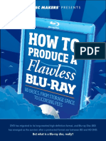How to Produce a Flawless Bluray