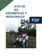 Proyecto de Plantas Aromáticas y Medicinales