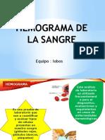 hemograma fisiologia