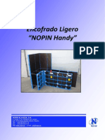 Manual Encofrado HANDY 2014