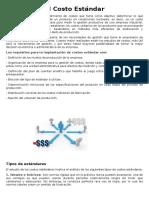 El Costo Estándar - DIEGO DE LA BORDA MENDOZA.docx