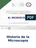 1.- El Microscopio