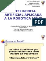 CIITI 2007 Inteligencia Artificial y Robotica