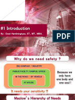 P2 K3 Practice of Safety