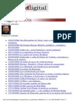 Historias Pintorescas de Economistas Ilustres (Cabrillo, Francisco)