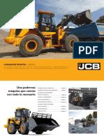 Cargador Frontal JCB 426 436