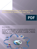 La modernización del estado y su evolución a power..pptx