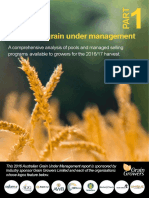 2016 Profarmer Australian Grain Under Management