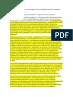 Articulo Fluidos Investigación de Un Proceso de Separación Gas
