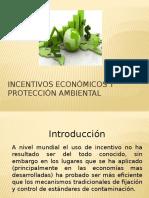 Incentivos Económicos y Protección Ambiental