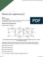 Resistor Dan Rangkaiannya (2) _ Djukarna
