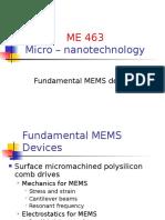 Mems Devices