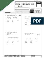 Examen Mensual III