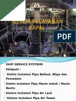 Sistem Pelayanan Kapal