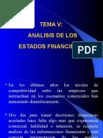 Tema 5 Analisis de Los Estados Financieros[1]