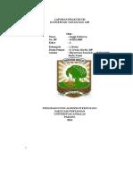 laporan konservasi tanah dan air