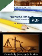 Clase de Derecho Penal