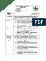 Sop Tertib Administrasi Dan Teknologi