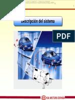 Curso Sistema Frenos Antibloqueo Abs Bosch 5 3 Especificaciones Unidad Control Electronico Hidraulico Hecu Ebd
