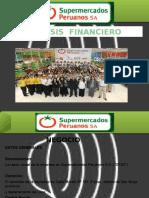 SUPERMERCADOS PERUANOS DIAPOSITIVA