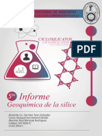 5to Informe geoquímica general UNI 16-I