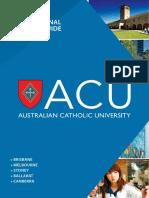 2016 International Student Guide