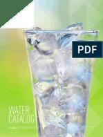 2016 Shurflo Water Catalog