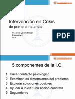 07.-Intervención en Crisis II