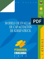 Modelo Kirkpatrick