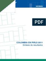 Informe Colombia PIRLS