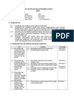 Contoh RPP Pendampingan K 13