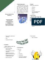 Leaflet Hepatomegali