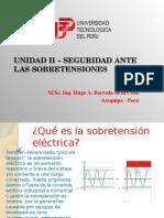 UNIDAD II - Seguridad Ante Sobretensiones 41864
