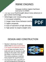 Intro to Turbine Engines