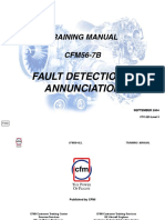 CTC-225 Fault Detection & Annunciation
