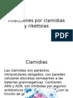 Infecciones Por Clamidias y Rikettsias