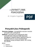 3b.penyakit Jiwa Psikogenik
