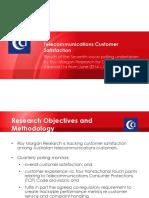 Customer Satisfaction Survey September 2014 W7
