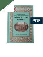 Osmanlı'da Harem, İslam Hukukunda Kölelik ve Cariyelik Müessesesi - Ahmet Akgündüz