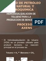HDA Proceso AXENS